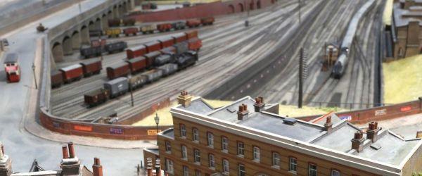 Copenhagen Fields model railway - Behind the Scenes