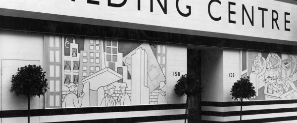 Celebrating 90 years of the Building Centre – 1931 to the present day