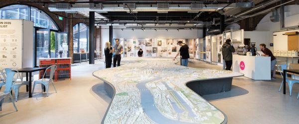 New London model talk