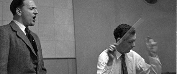 Benjamin Britten in America with Lucy Walker