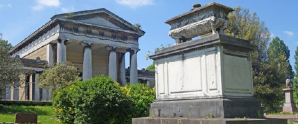 Tours of Kensal Green Cemetery