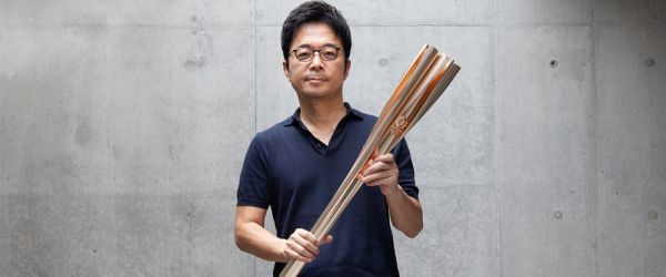 Tokyo 2020 Olympic and Paralympic torches