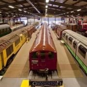 London Transport Museum depot open days