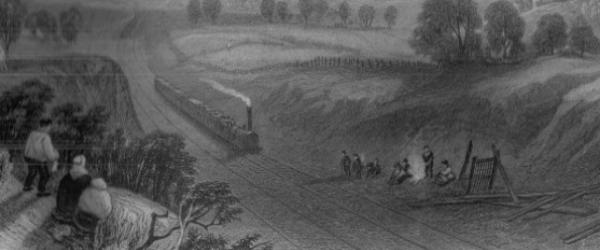 How the Growth of the Railway has Defined Modern Harrow