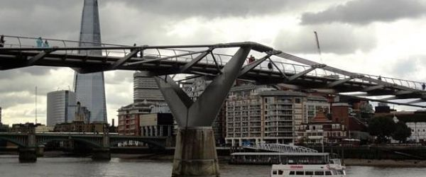 Online - The City's Bridges: Now We Are Five (Totally Thames Festival)