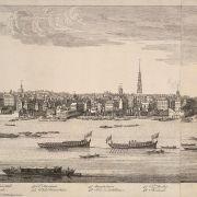 Virtual Tour: A Trip Along The River Thames, 1749 (Totally Thames Festival)