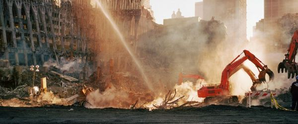 Wim Wenders: Photographing Ground Zero