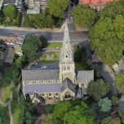 St Giles Church - climb up the church tower