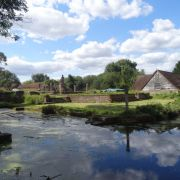 Scadbury Moated Manor open days