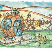 Korky Paul's Magic of Illustration
