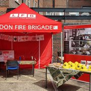Richmond fire station open day