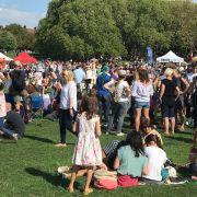 Peckham Rye Park Summer Fete