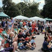 Ruskin Park fete