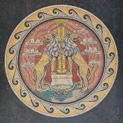 Mosaics at the Bank of England