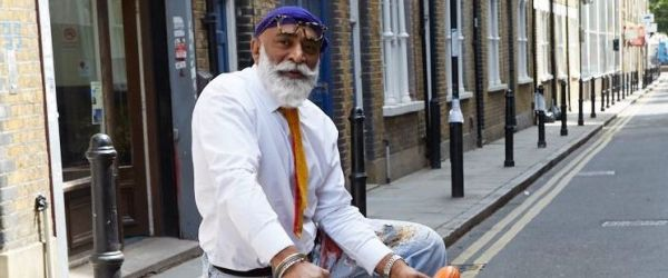 Memoirs of a Cockney Sikh