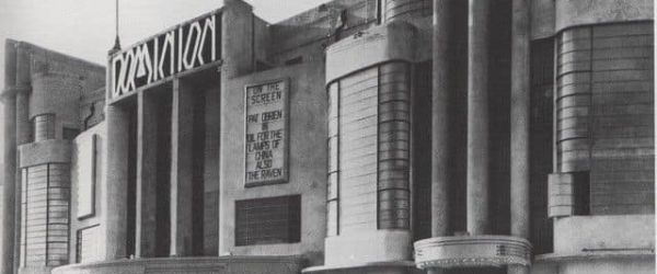 Curves and Streamlines - the cinemas of Frank E Bromige