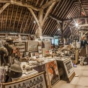 Occasional open day at the Upminster Tithe Barn Museum of Nostalgia