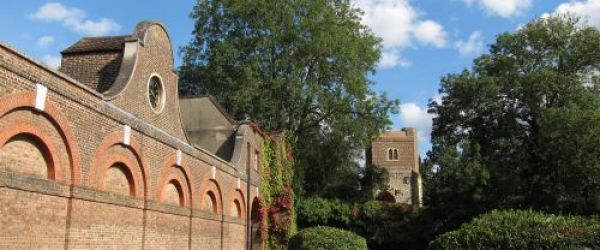 Cranford Park archaeological excavations open day
