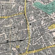 Maps of Bethnal Green: From Elizabethans, to Cholera to Iconic Landmarks