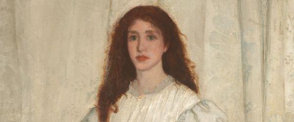 Whistler's Woman in White: Joanna Hiffernan