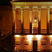 Chiswick House @ Night