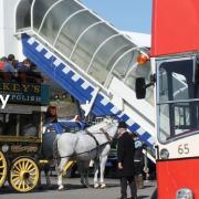 London Bus Museum Transportfest