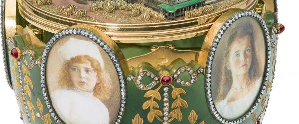 Fabergé: Romance to Revolution
