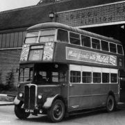 Last ever open day at Alperton Bus Garage