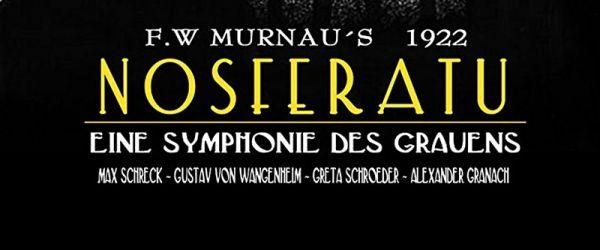 Silent Film: Nosferatu with Wurlitzer accompaniment by Donald MacKenzie