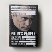 Putin's People: Catherine Belton in Conversation with George Robertson