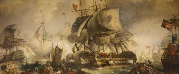 Fighting Talk: One Boy's Journey from Abandonment to Trafalgar