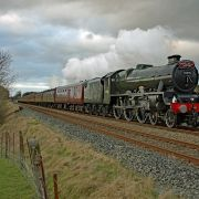 Steam train to run through West and North London