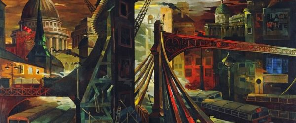In Air and Fire: War Artists, the Battle of Britain and the Blitz
