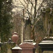 All Hallows Eve tour of Abney Park Cemetery