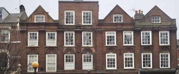 Origin and history of the terraced house