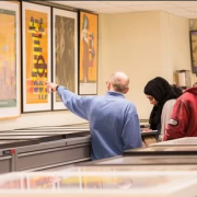 Monthly London Transport art and poster store tours
