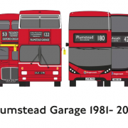 Plumstead Bus Garage 40th anniversay open day