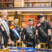 UK Leather & Fetish archive open day