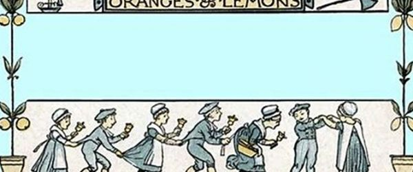 Oranges & Lemons: A City Nursery Rhyme