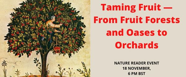 Taming Fruit - From Fruit Forests and Oases to Orchards