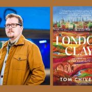 London Clay:  Journeys in the Deep City By Tom Chivers