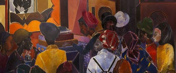 Caribbean-British Art 1950s – Now