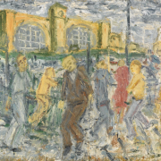 Leon Kossoff - A Life in Painting