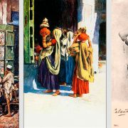 The First British Postcards of India