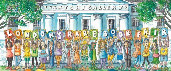 Firsts, London's Rare Book Fair