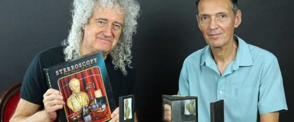 Stereoscopy: The Dawn of 3-D. Brian May and Denis Pellerin