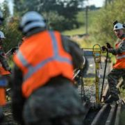 Military Railway Engineering – the role of 507 Specialist Team Royal Engineers