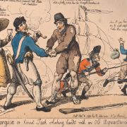 The Eighteenth-Century Advent of the Egalitarian Handshake