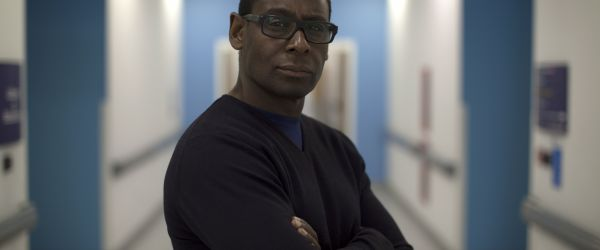 Maybe I Don't Belong Here: An audience with David Harewood