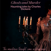 Ghosts & Murder: Haunting Tales by Charles Dickens